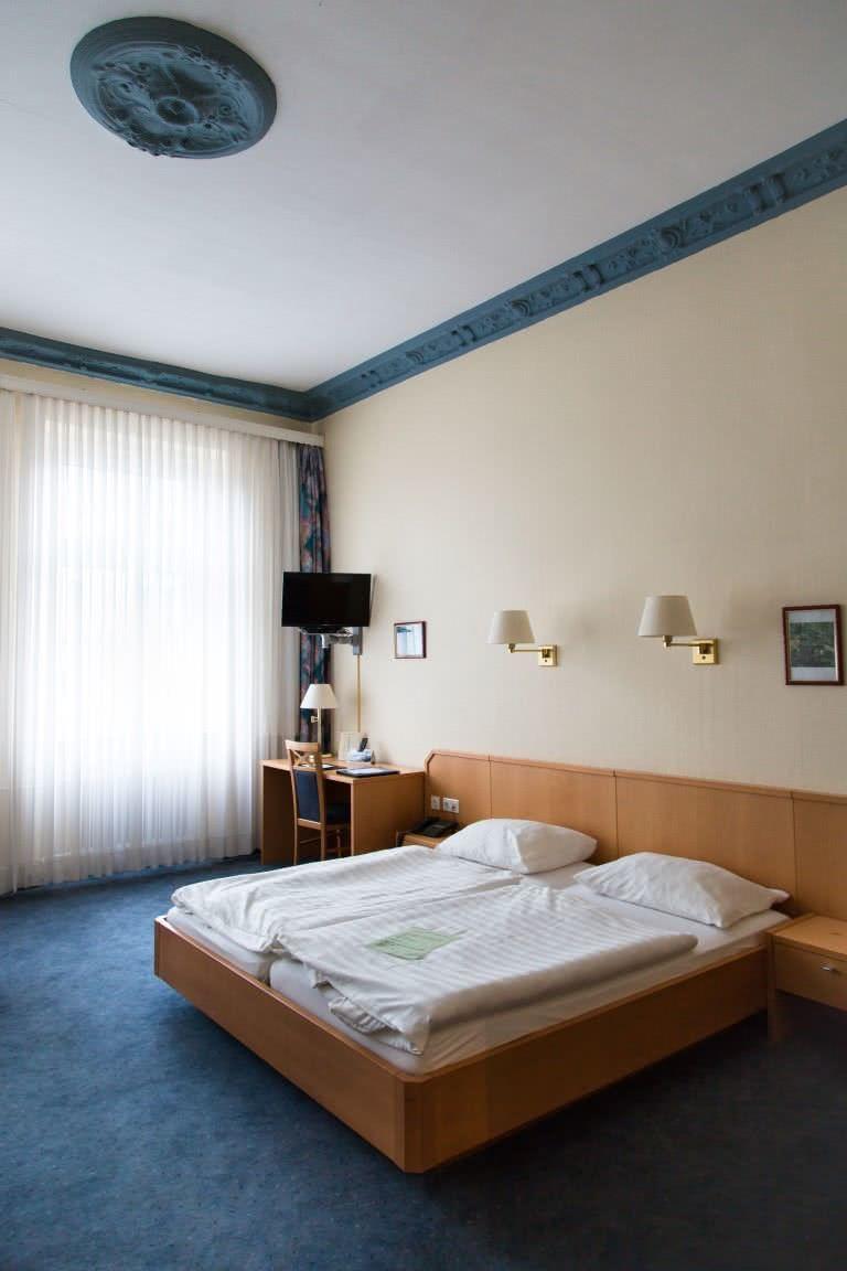 D01A6063 - Projekt - Aufmaß eines Hotels aus der Gründerzeit