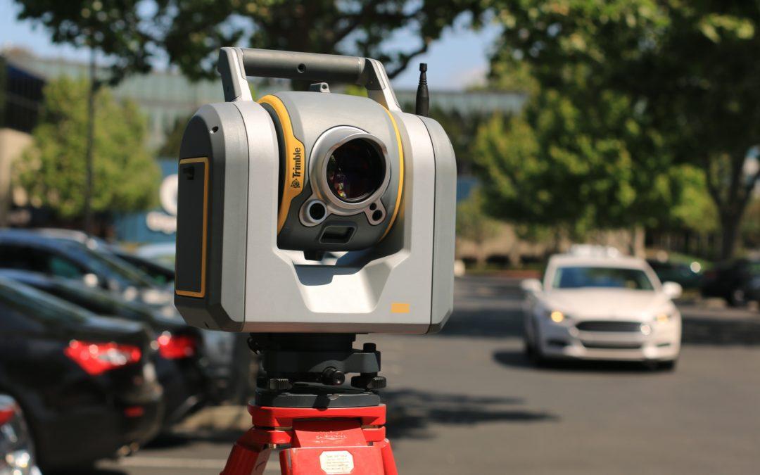 Mobile 3D-Messung von Industrieanlagen