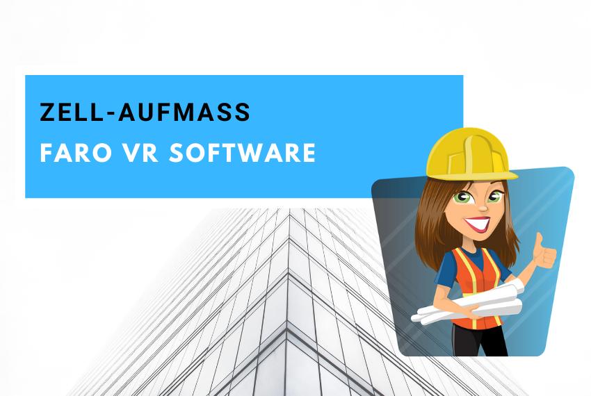 FARO VR Software