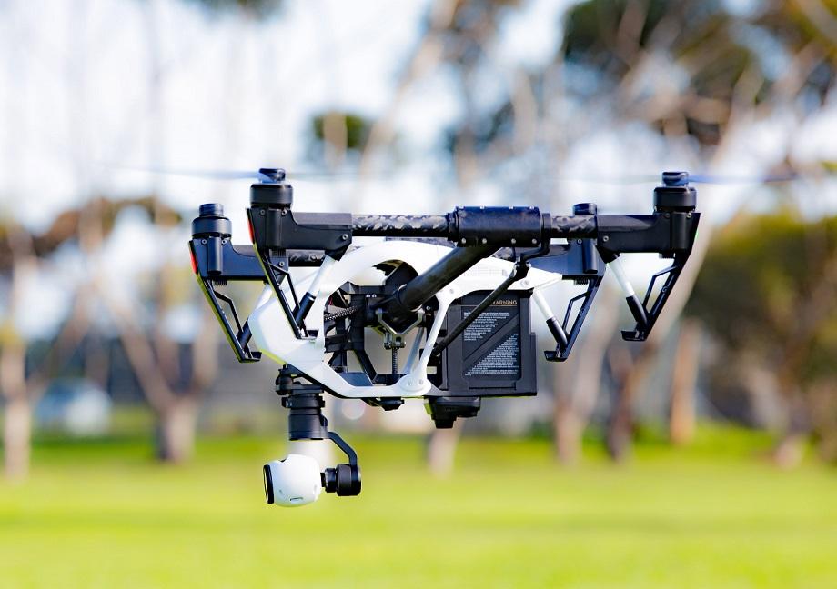 Unsere Drohnenflotte und ihre Möglichkeiten